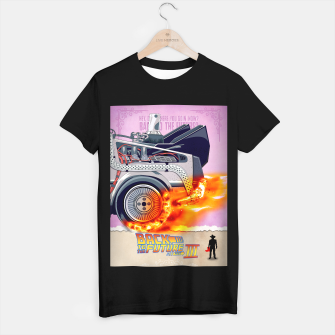Thumbnail image of Back to the Future - Minimal Movie - Part 3 of 3 Alternative T-shirt regular, Live Heroes