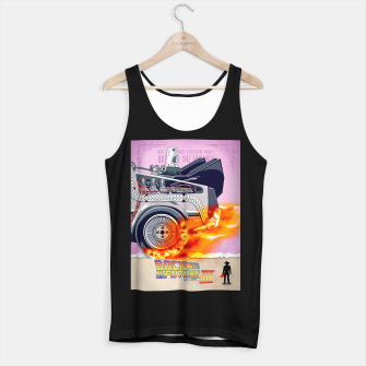 Thumbnail image of Back to the Future - Minimal Movie - Part 3 of 3 Alternative Tank Top regular, Live Heroes