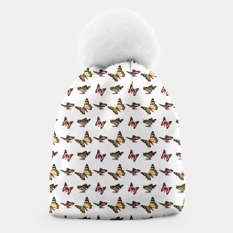 Thumbnail image of Fanciful Flutterflies Beanie, Live Heroes