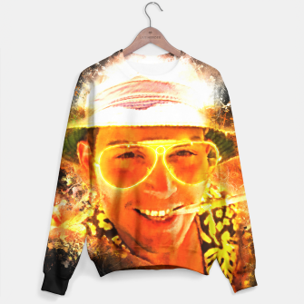 Thumbnail image of Fear and Loathing in Las Vegas - Alternative Movie Poster Sweater, Live Heroes