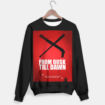 Miniatur From Dusk Till Dawn - Minimal Movie Poster - Alternative  Sweater regular, Live Heroes