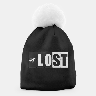 Thumbnail image of Lost - Minimal TV Series Poster. Beanie, Live Heroes