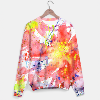 Thumbnail image of Floral vibes Sweater, Live Heroes