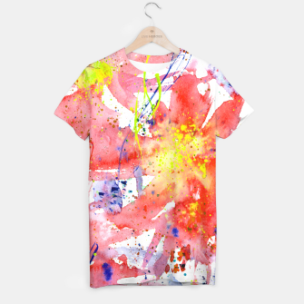 Thumbnail image of Floral vibes T-shirt, Live Heroes