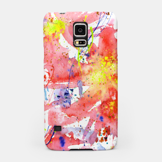Thumbnail image of Floral vibes Samsung Case, Live Heroes