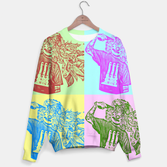 Miniaturka Clown Clan  Sweater, Live Heroes