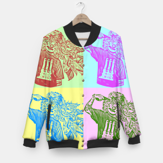 Thumbnail image of Clown Clan  Baseball Jacket, Live Heroes