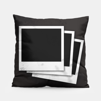 Thumbnail image of Memento. Minimal Movie Poster - A Christopher Nolan Film. Pillow, Live Heroes