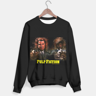 Miniatur Pulp Fiction - Alternative Movie Poster Sweater regular, Live Heroes