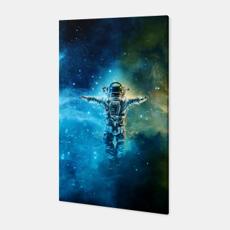 Thumbnail image of Cosmic Dreams Canvas, Live Heroes