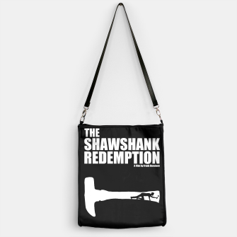 Thumbnail image of The Shawshank Redemption - A Minimal Movie Poster. A Film by Frank Darabont. Handbag, Live Heroes