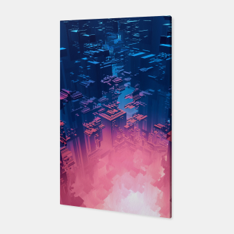 Thumbnail image of Fusion City Canvas, Live Heroes