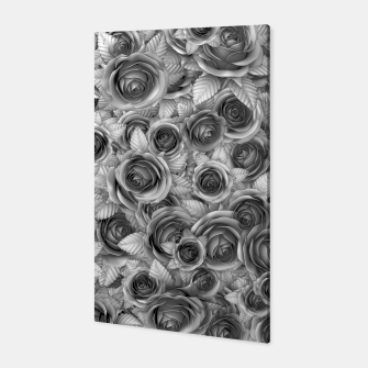 Thumbnail image of Faded Roses Canvas, Live Heroes