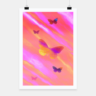 Thumbnail image of Sunshine Wings Poster, Live Heroes