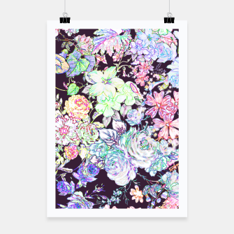 Thumbnail image of Flowers Poster, Live Heroes
