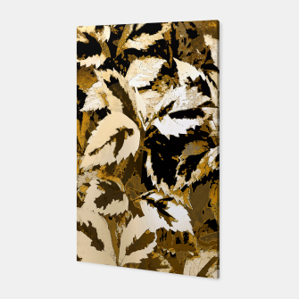Thumbnail image of More Lovely Leaves, Sienna Canvas, Live Heroes