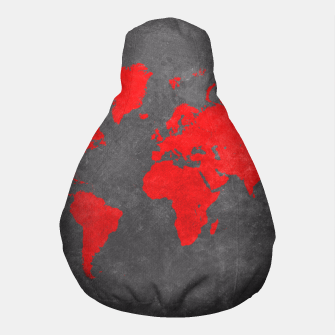 Thumbnail image of world map red black Pufa, Live Heroes