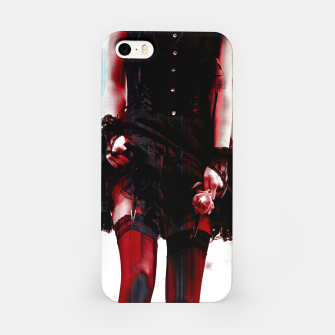 Thumbnail image of cr1m50n 3553nc3 iPhone Case, Live Heroes