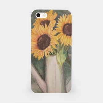 Thumbnail image of HAPPY SUNFLOWERS iPhone Case, Live Heroes