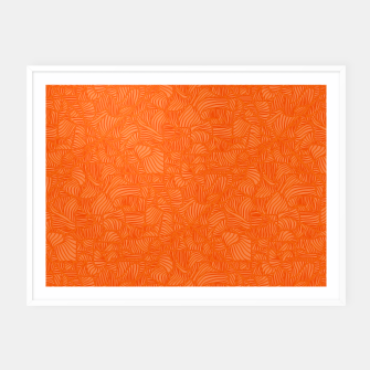 orange Framed poster thumbnail image