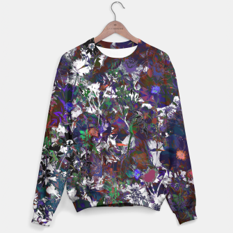 Thumbnail image of Floral Camouflage Sweater, Live Heroes