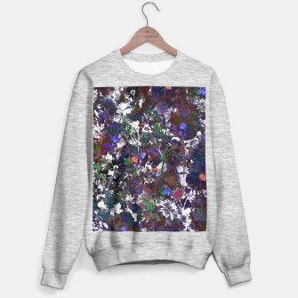 Thumbnail image of Floral Camouflage Sweater regular, Live Heroes