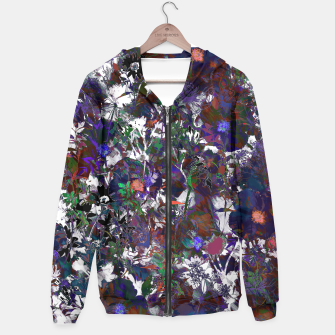 Thumbnail image of Floral Camouflage Hoodie, Live Heroes