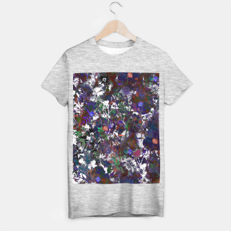 Thumbnail image of Floral Camouflage T-shirt regular, Live Heroes