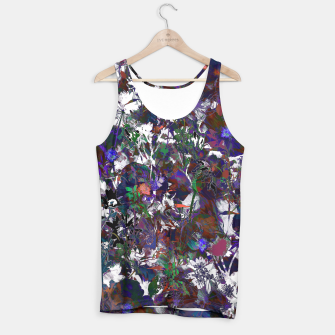 Thumbnail image of Floral Camouflage Tank Top, Live Heroes