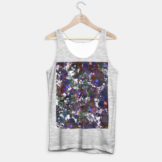 Thumbnail image of Floral Camouflage Tank Top regular, Live Heroes