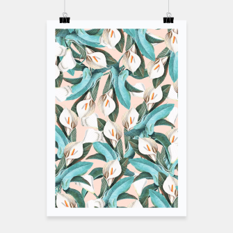 Thumbnail image of Floral Porn Poster, Live Heroes