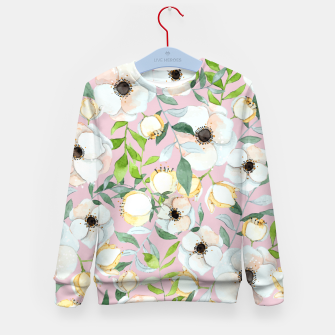 Thumbnail image of Subtleness Kid's Sweater, Live Heroes