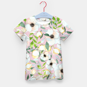 Thumbnail image of Subtleness Kid's T-shirt, Live Heroes