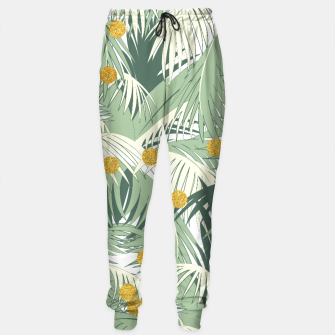 Palm and gold Sweatpants thumbnail image