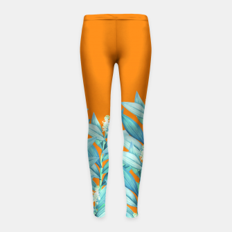 Nevertheless Girl's Leggings thumbnail image