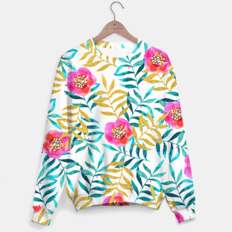 Thumbnail image of Floral Sweetness Sweater, Live Heroes