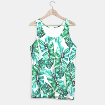 Thumbnail image of Leafy Wonder V2 Tank Top, Live Heroes