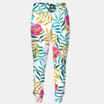 Thumbnail image of Floral Sweetness Sweatpants, Live Heroes