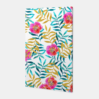 Thumbnail image of Floral Sweetness Canvas, Live Heroes