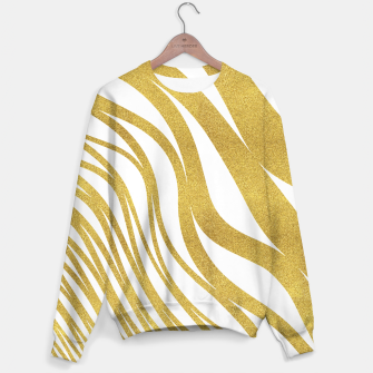 Thumbnail image of Golden Wave Sweater, Live Heroes