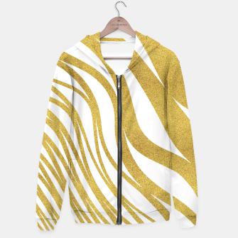 Thumbnail image of Golden Wave Hoodie, Live Heroes