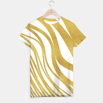 Thumbnail image of Golden Wave T-shirt, Live Heroes