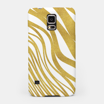 Thumbnail image of Golden Wave Samsung Case, Live Heroes