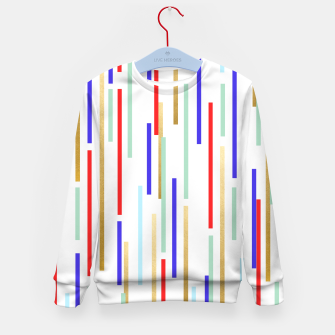 Thumbnail image of Celebration Kid's Sweater, Live Heroes