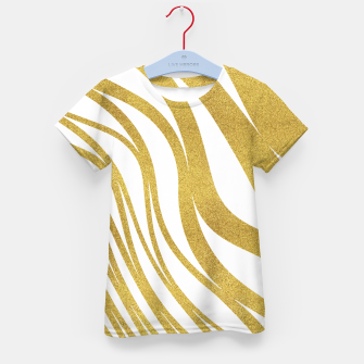 Thumbnail image of Golden Wave Kid's T-shirt, Live Heroes