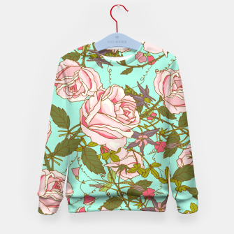 Thumbnail image of Beauty Kid's Sweater, Live Heroes