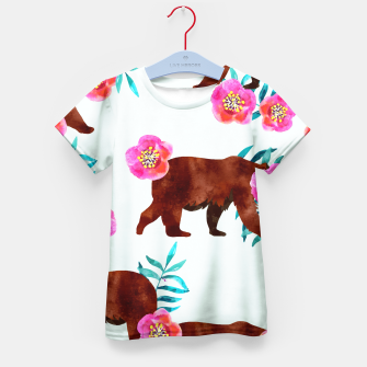 Happy Day Kid's T-shirt thumbnail image