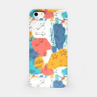 Thumbnail image of pop iPhone Case, Live Heroes