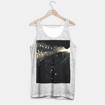 Thumbnail image of Back to the 80s Tank Top regular, Live Heroes