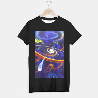 Thumbnail image of Pregnant with Infinite Possibility T-shirt regular, Live Heroes